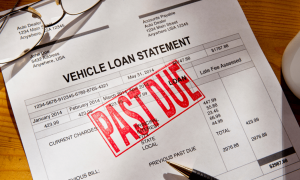 How Claiming Bankruptcy Affects ICBC Debt