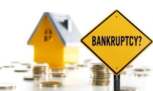 What Happens to My House If I Declare Bankruptcy?