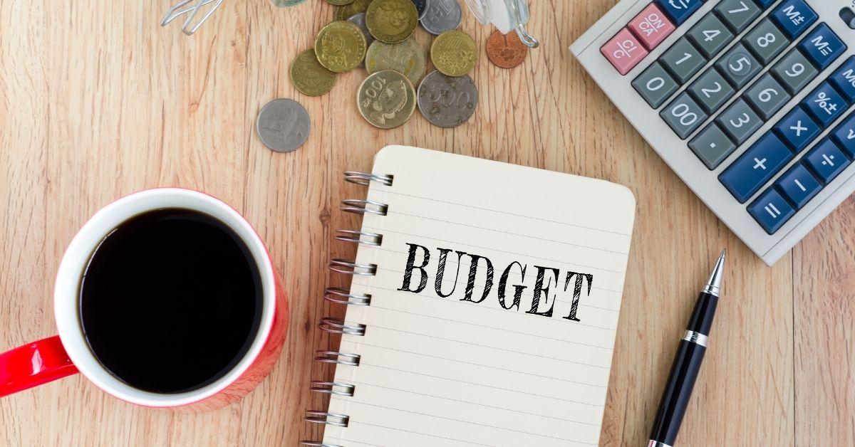 Start a budget