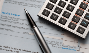 How Your Income Tax Return Is Filed During Bankruptcy