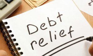 Vancouver Island Debt Relief