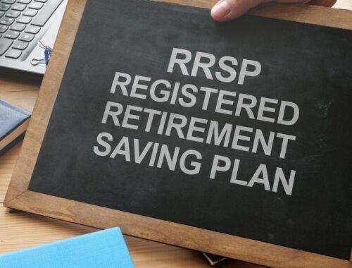 RSP withdrawal